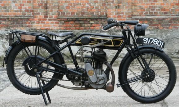 Sunbeam Model7 Sport 1925 600cc