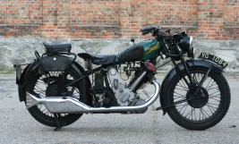 1933 Panther Redwing 600ccOHV  -sold to UK-