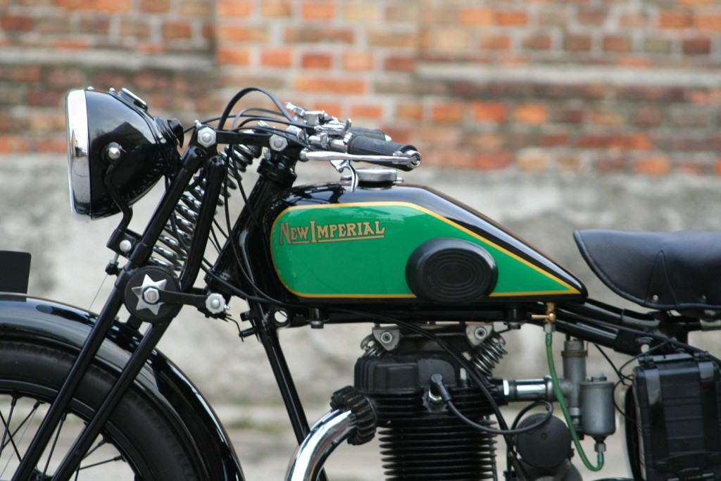 motomania motors details new imperial 1930 500cc