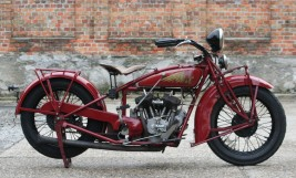 Indian 101 Scout 1930 750cc V-twin -sold-