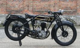 1928 Sunbeam Model 6 Longstroke 500cc