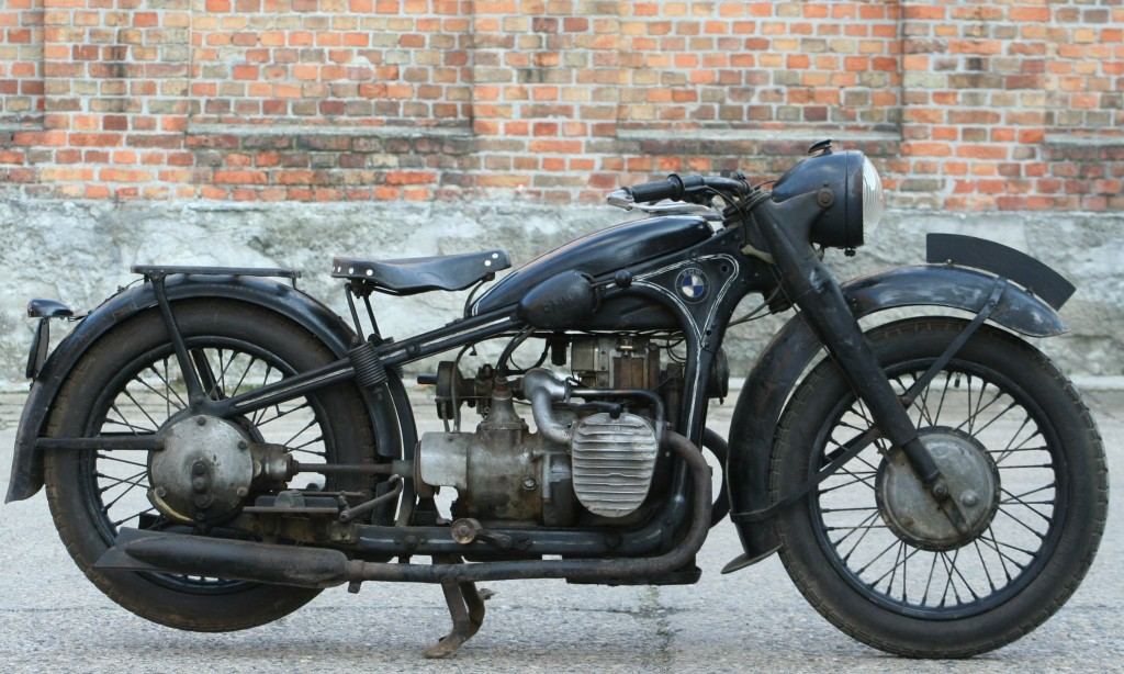 Motomania Motors Details Bmw R12 Barn Condition