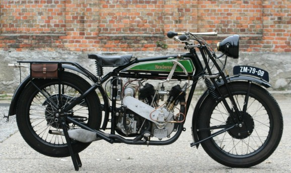 New Imperial Model8 680cc -sold-