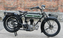 Triumph SD 550cc 1924 -sold-