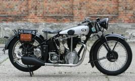 1934 NSU OS 500 -sold-