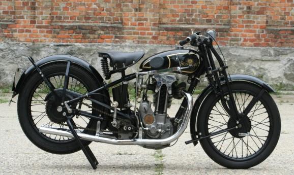 Sunbeam Model 9 1929 500cc OHV -sold to Australia-