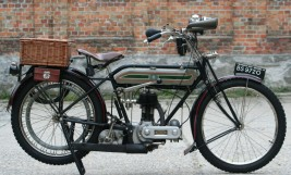 Triumph Model H 1920 550cc -sold-