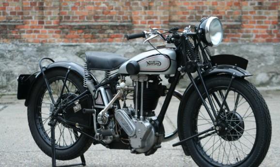 Norton Model 18 -sold-