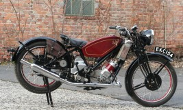 1938 Scott Flying Squirrel