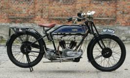 Ariel 1922 800cc 6/7hp V-twin -sold-