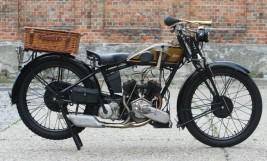 James Model 12 500cc 1928 V-twin -SOLD-