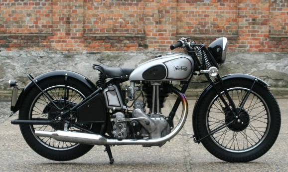 Norton Model19  600cc ohv 1939