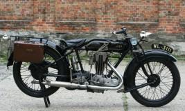 AJS 1927 500cc OHV