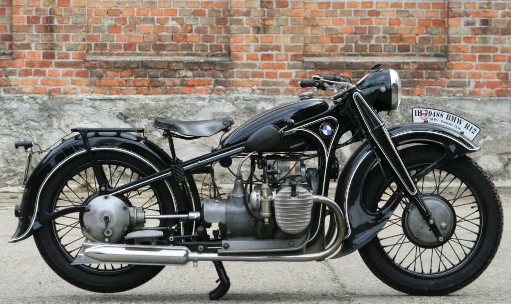 Motomania Motors Details Bmw R12 1936
