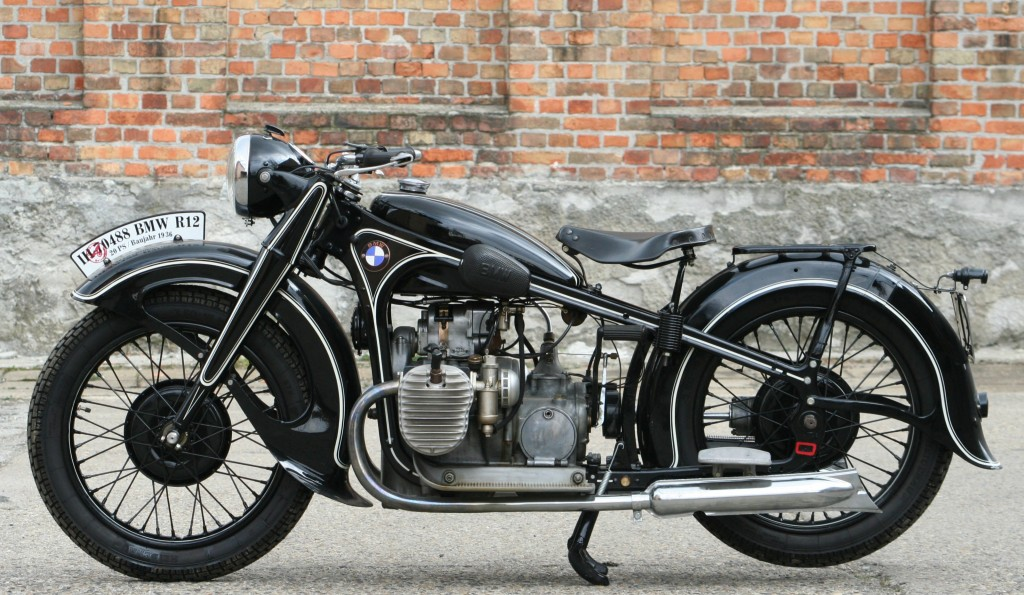 Motomania Motors Details Bmw R12 1936