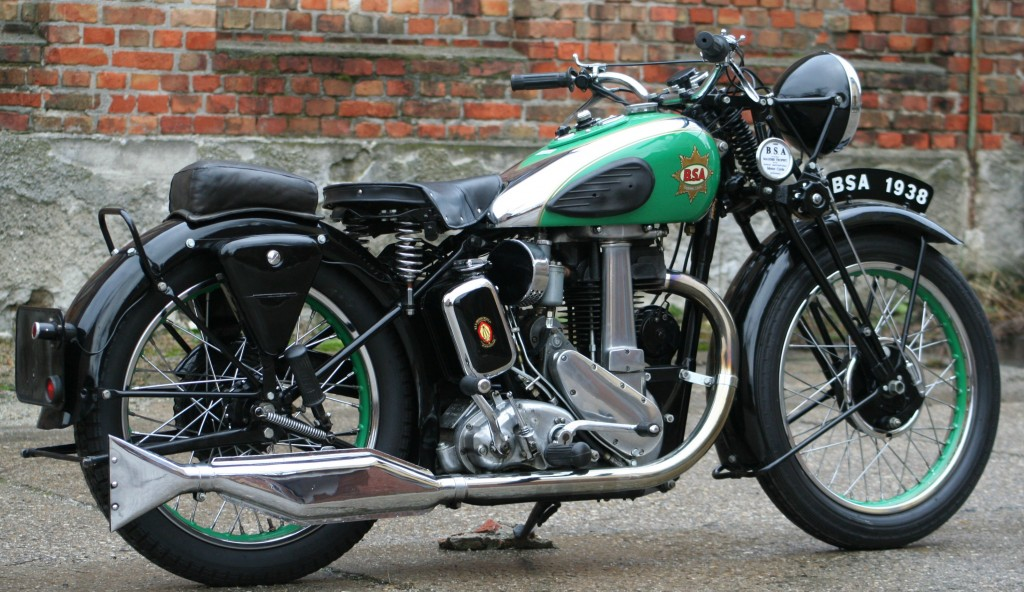 Motomania Motors Details Bsa Empire Star Design