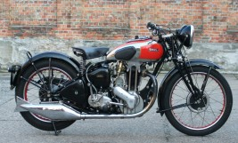 Ariel Red Hunter 500cc OHV 1937