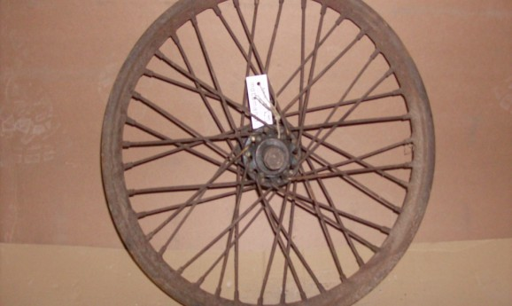 Sidecar Wheel 19""