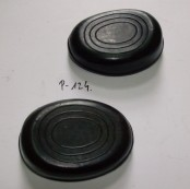 Universal kneegrip rubber