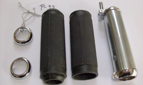 Amal throttle 1928-1935 complete set normal