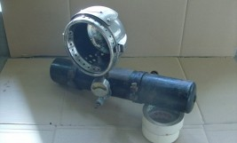 3_S.A.M. Motorcycle Acetylene Lamp