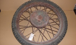 BSA Sloper / E30-14 770cc Rear Wheel